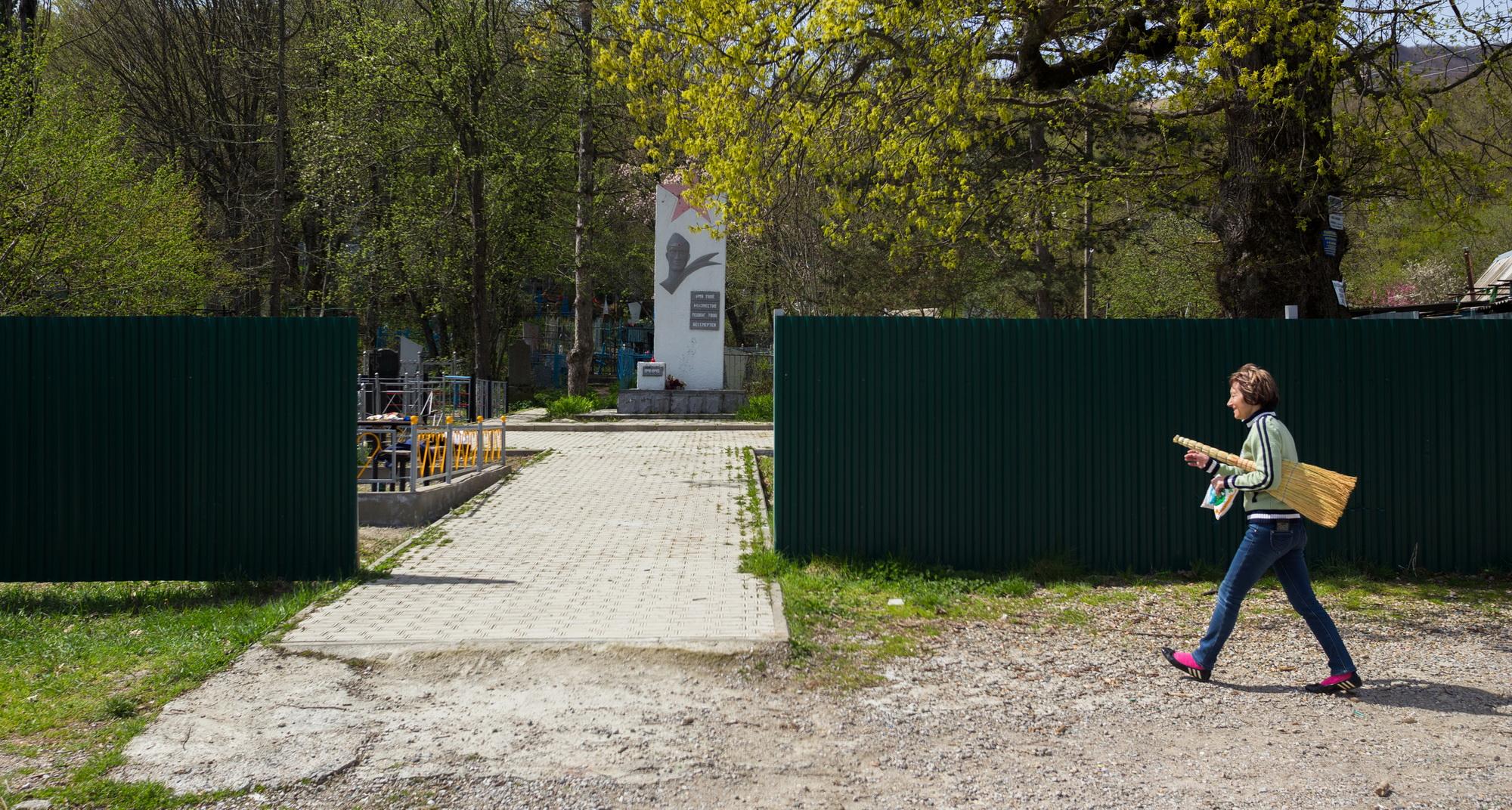 Кривенковское мемориал