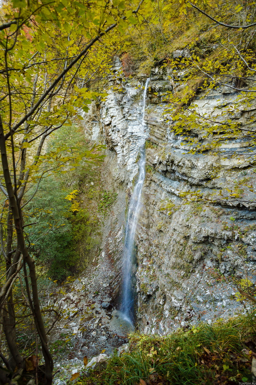Водопад Перун