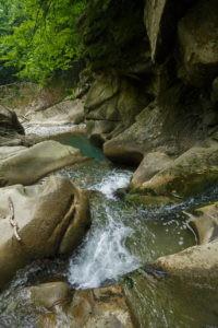 Водопады Дедеркой