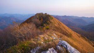 Гора Большое Псеушхо Пеус