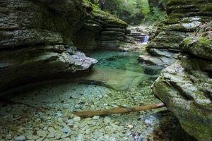 Каньон реки Бешенка Таштай