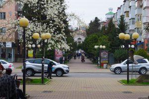 Туапсе улица Галины Петровой