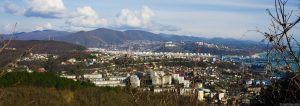 Туапсе — город-курорт на Черном море